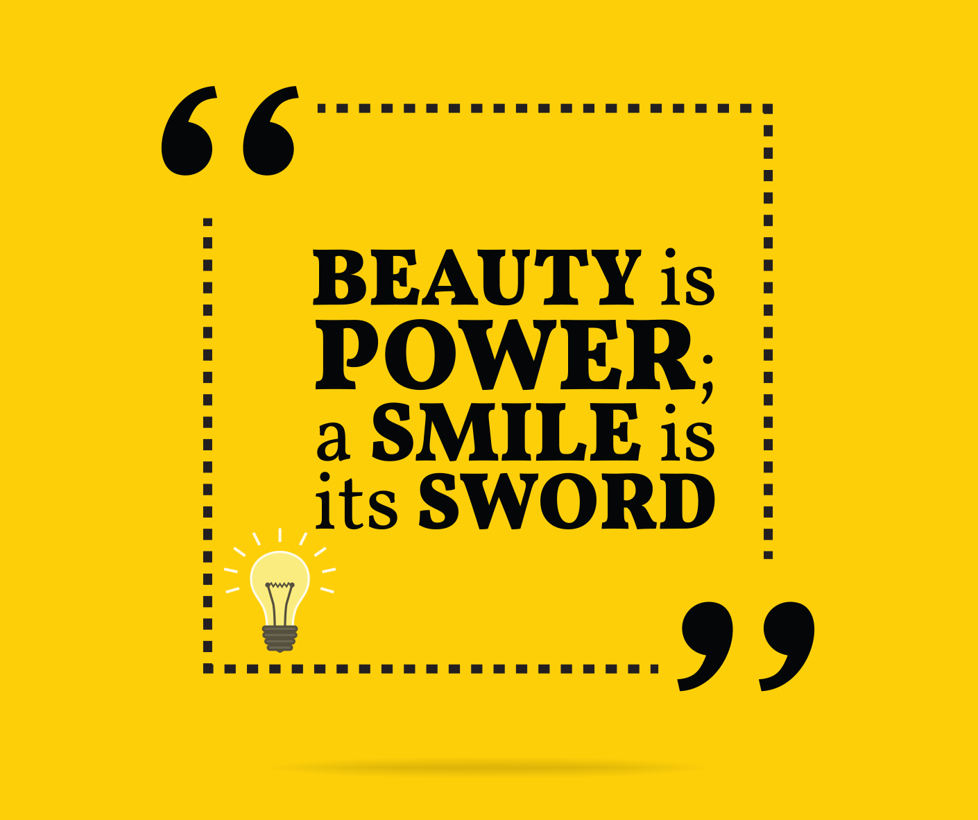 beauty is power For some women beauty is power as they are beautiful however, not all women are beautiful women that are ugly like me do not have beauty so we do not have the power of beauty no beauty doesn't last intelligence is power for a woman as is her own independence yes, beauty in men is power too.